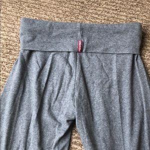 Hard Tail Classic Grey Yoga Pant
